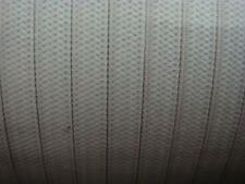 1 wholesale roll of 288 yards of White Knitted elastic trim 1/4''w