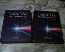 dictionnaire encyclopédique Larousse en 2 volumes