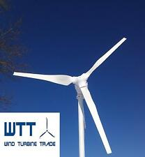 5 kW / 5000 W, wind turbine, Aerogenerador, éolienne, Turbina Eolica