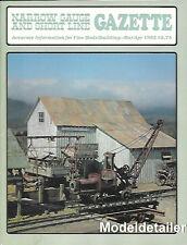 Narrow Gauge Gazette Mar 82 V&T Virginia & Truckee Sawmill Logging Slope Mine