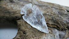 Satyaloka Azeztulite Synergy Stone  Crystal point