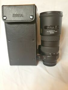 Sigma AF Zoom APO 70-210mm f/2.8 Lens for Sony/Minolta *A-Mount*