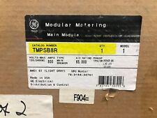 GE TMPSB8R 1-Phase 120/240 Volt AC 3-Wire Main Module **NIB, FREE SHIPPING**