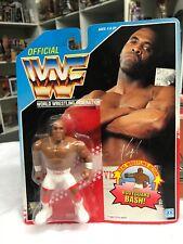 WWF hasbro werstling virgil figure moc 90s original
