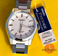 Seiko SARX013 Presage Mechanical Automatic. Made 100% in JAPAN! New with Tags.
