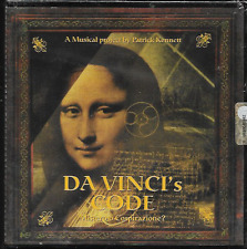 DA VINCI'S CODE BY PATRICK KENNETT CD NEW/SEALED MISTERO O COSPIRIZIONE?