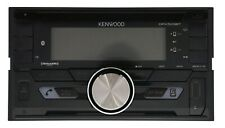 Kenwood DPX503BT Double DIN CD Receiver Bluetooth SiriusXM Car Stereo USED☝
