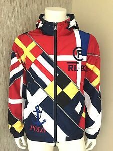 POLO RALPH LAUREN CP-93 LIMITED EDITION JACKET SIZE S / M RETAIL £519...RARE!!