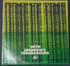 JUMP UP TIME WITH SPARROW'S TROUBADOURS CALYPSO RA/HILARY 2126 US PRESS VINYL