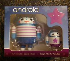 android mini collectible special edition GOOGLE PLAY FOR FAMILIES
