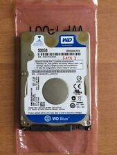 "HARD DISK 500GB WD BLUE WD5000LPVX 2,5"" SATA III 5400rpm HD NOTEBOOK 8MB cache"