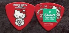 HELLO KITTY Authentic Sanrio Guitar Pick!!! trademark #3