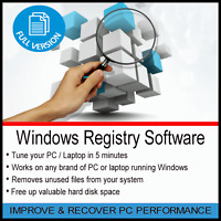 PROFESSIONAL WINDOWS OPTIMISER SOFTWARE | SPEED UP SLOW PC | CLEAN FIX OPTIMISE