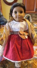 American Girl Doll Josefina with 3 Outfits Accessories and Books Excellent