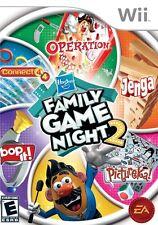 Hasbro Family Game Night 2 - Nintendo  Wii Game