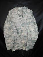 USAF M Parka Improved Rainsuit Rain Coat Camo Military ACU Gen II Tiger Stripe M