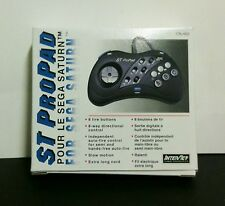 NEW IN BOX  Interact Sega Saturn Controller Gamepad ST Pro Pad
