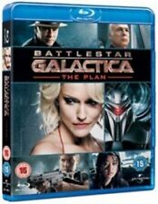 Battlestar Galactica The Plan Blu-ray DVD Region 2