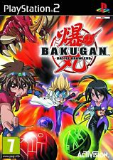 bakugan battle brawlers ps2