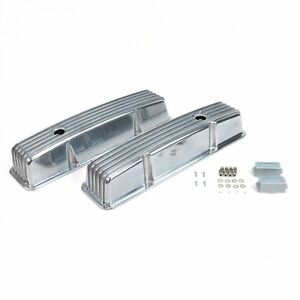 Tall Finned Valve Covers w/ Breather HolesSmall Block Chevy VPAVCYAA