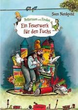 Ein Feuerwerk für den Fuchs von Sven Nordqvist (1987, Gebundene Ausgabe)