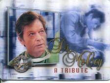 Star Trek Cinema 2000 Dr. McCoy:A Tribute Chase Card M6