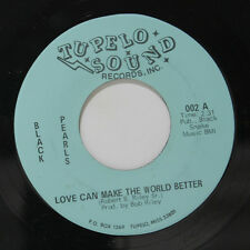 BLACK PEARLS: Love Can Make The World Better / Something Special 45 Soul
