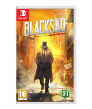 Blacksad Under The Skin Limited Edition Nintendo Switch Game