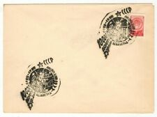 RUSSIA 1960 SPACE COVER COMMEMORATING SPUTNIK - 3 & 10000 ORBITS OF EARTH [3]