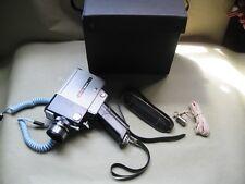 Vintage AMP Sound Super 8 Movie Camera Untested parts or repair