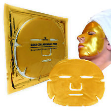 Revitale 24K Premium Gold Bio Collagen Face Mask - Nourishes, Firms & Hydrates