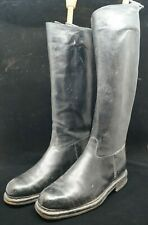WW2 German Officers Leather High Boots