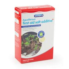 Interpet Aqualibrium First Aid Aquarium Salt Tonic Health Stress Relief 260g