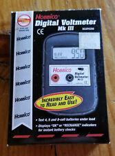 Hobbico Digital Voltmeter MK III - NIB