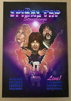 """Spinal Tap """"This Is Stonehenge"""" Print #10/10, G