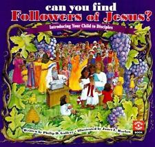 Can You Find Followers of Jesus?: Introducing Your Child to the Disciples by Ph