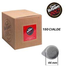150 Cialde Filtrocarta VERGNANO Espresso Diametro 44 mm