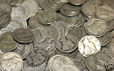 50ct Roll U.S. Mercury Dime 90% Silver Coins Full Dates (1916-1945) PDS