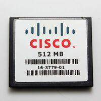 Industrial Grade 512MB CompactFlash Card Cisco, CF Card 512 MB