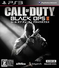PS3 Call of Duty Black ops 2 dubbed in Japanese Japan Game