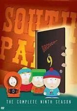 South Park Complete Ninth Season 0097368509641 With Eliza Schneider DVD