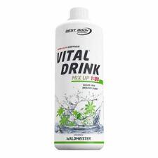 Best Body Nutrition Vital Drink ZEROP Sirup - Waldmeister, 1L