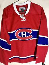 Reebok Women's Premier NHL Jersey Montreal Canadiens Team Red Alt sz XL