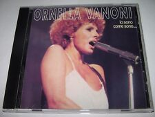IO SONO COME SO by ORNELLA VANONI (1995) RARE REPLAY MUSIC IMPORT CD - 14 Songs