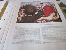 Köln Archiv 3 Kunst 3042d Peter Paul Rubens Juno und Argus 1611