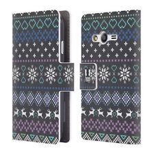 Custodie portafoglio multicolore per Samsung Galaxy Ace