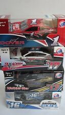 NASCAR 1/64 PROGRAM CARS SET OF 4 MODELS
