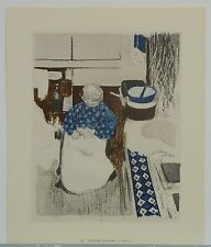 "Pierre Bonnard ""La Cuisiniere"""