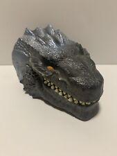 "Godzilla by Trendmasters 1998 Toho Co. Plastic Case 5"" RARE"