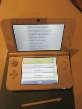 Nintendo 3DS XL handheld console -  White - Fully working